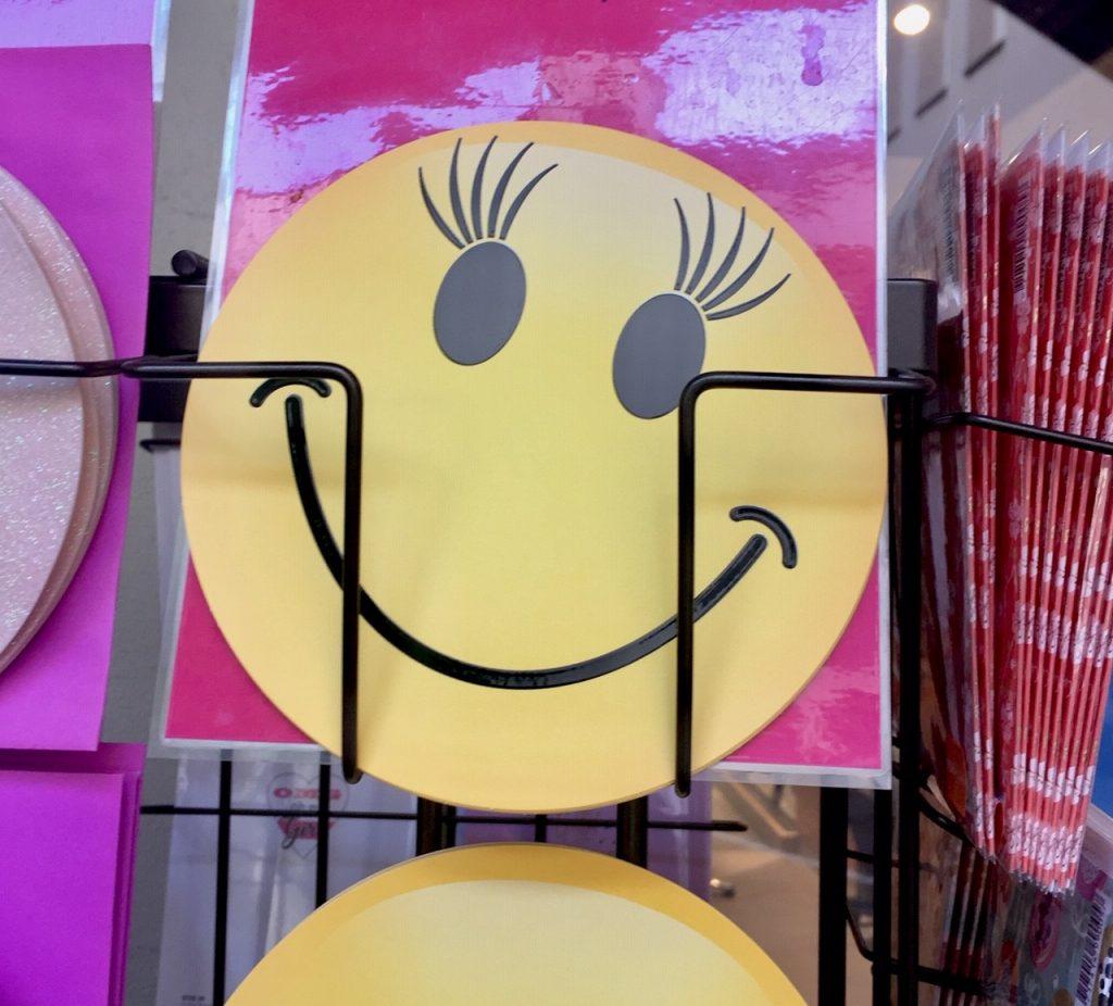 lächeln ist gut für die seele