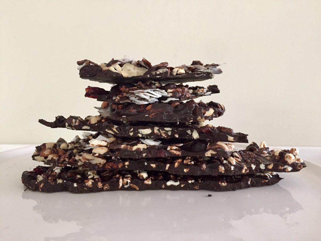 Sonntagsblatt 169! Wie beschreibt man Schokolade?