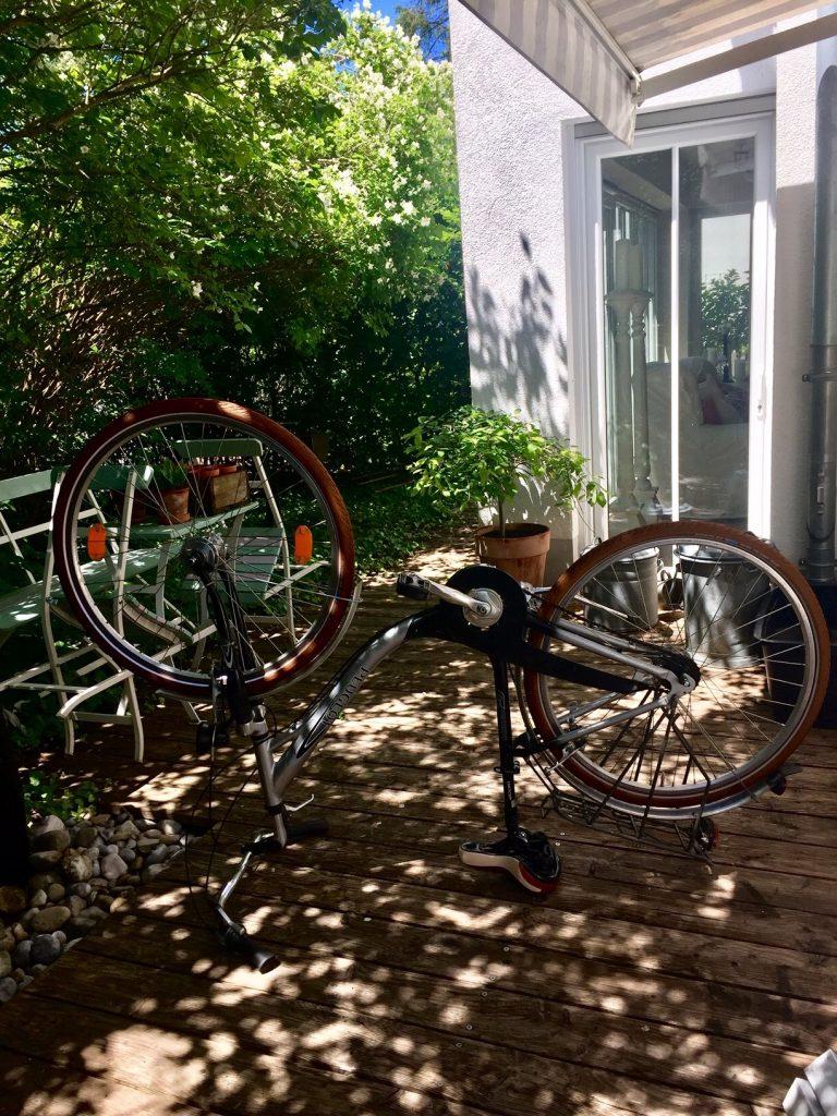 Mein Fahrrad hat Angst vor mobbing!
