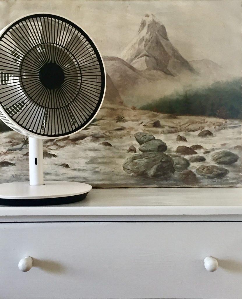 Sommer, Sonne, Ventilator