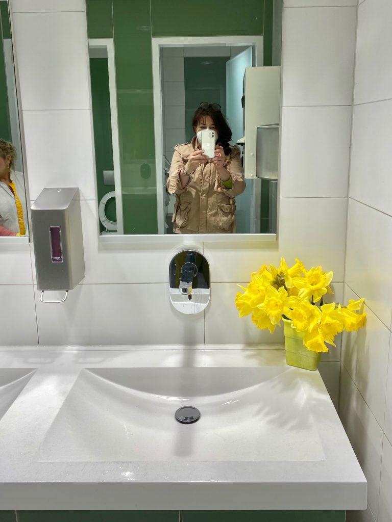 Gute Nachrichten. München hat die saubersten Toiletten