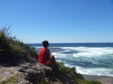 Bercengkrama dengan alam gampang banget dilakukan di Australia.