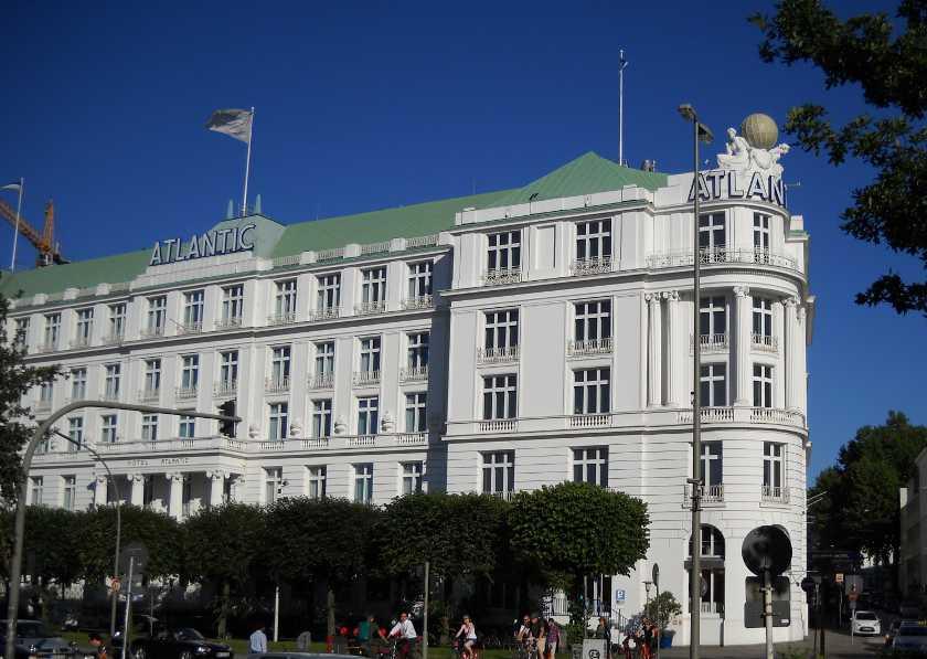 Hotel Atlantic Kempinski Hamburg Außenalster