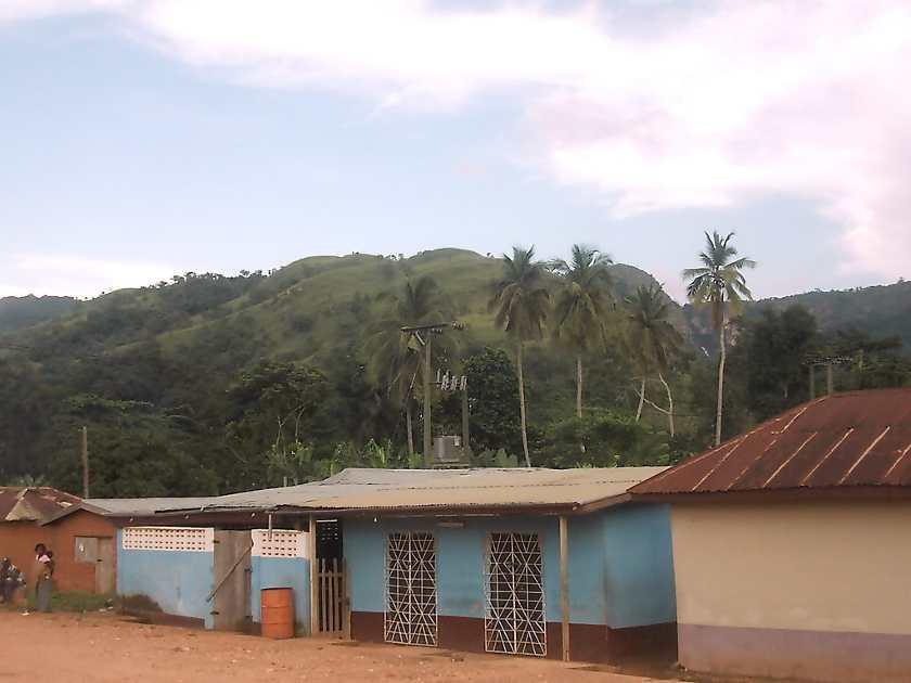 Ghana: Koforidua- ein Ausflug ins Grüne