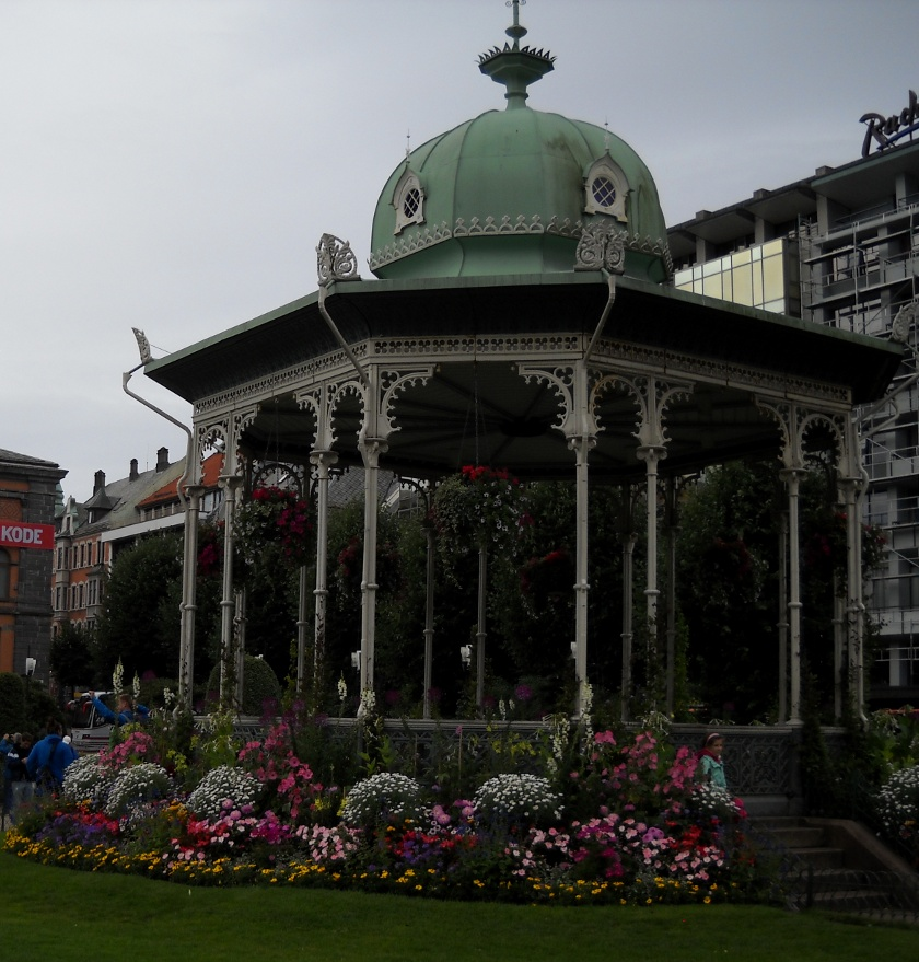 Bergen Pavillon
