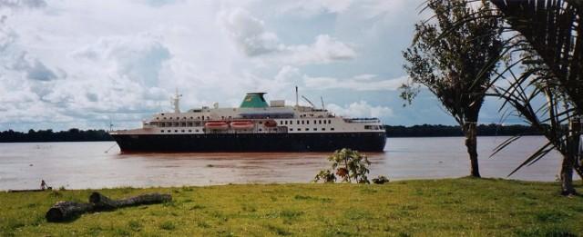 Alexander von Humboldt auf dem Amazonas