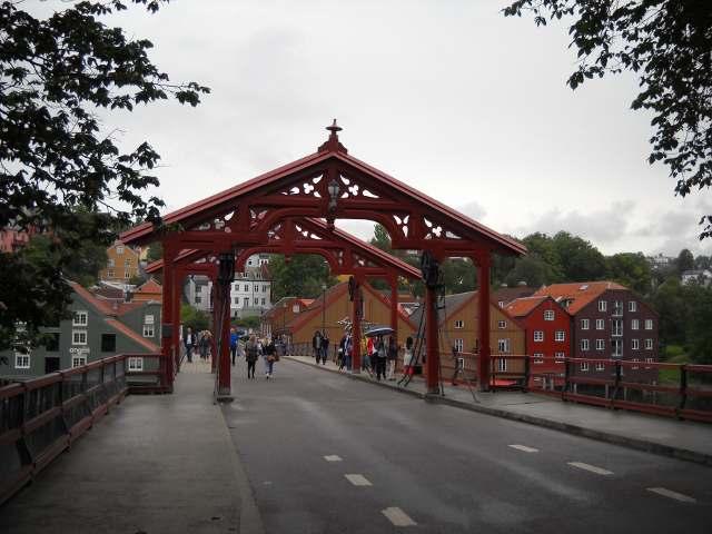 Das Tor der Freude, Trondheim