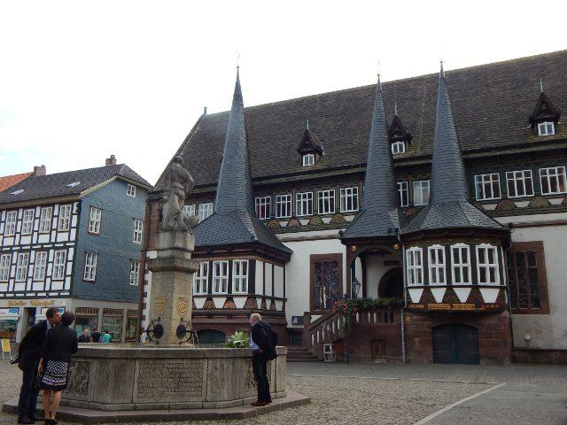 Einbeck Rathaus am Marktplatz