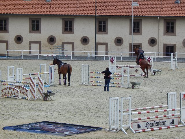 Reitplatz Hardenberg