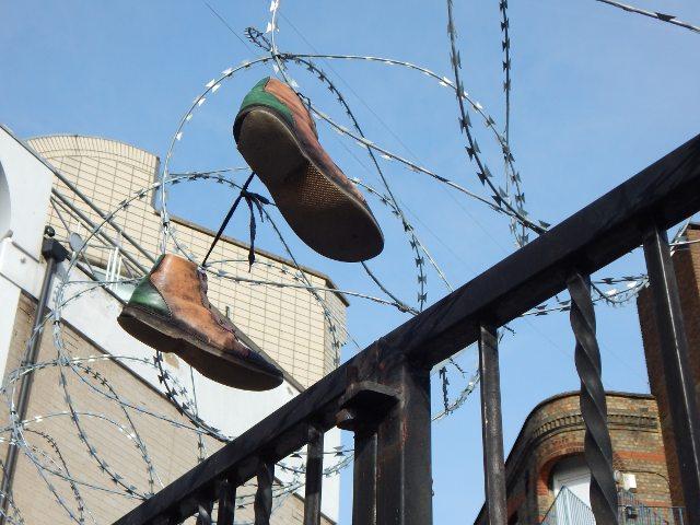 Old Shoe Camden Market London