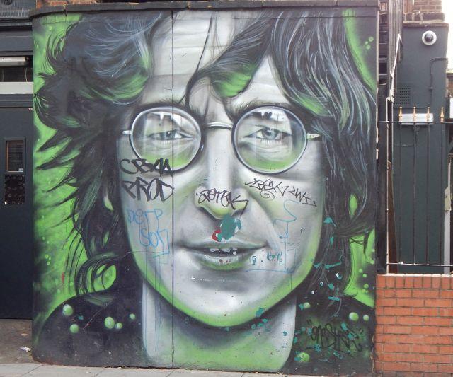 Camden Market John Lennon