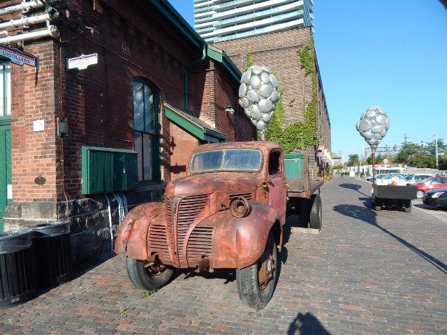 Drehort Toronto Distillery