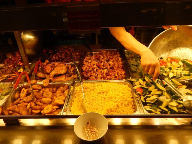 Asiatische Küche Essen in Toronto