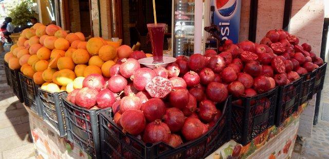 Granatapfelsaft Famagusta