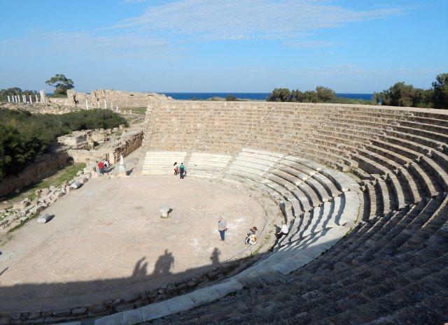 Salamis Amphitheater Nordzypern