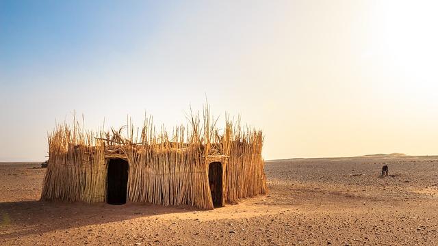 Reise-Gen Afrika als Ursprung der Menschheit