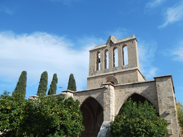 Bellapais Kloster bei Girne