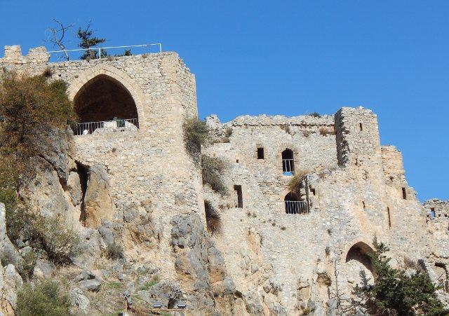 Burg St. Hilarion Girne