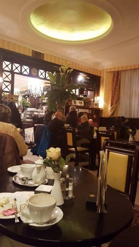 Café Maldaner innen