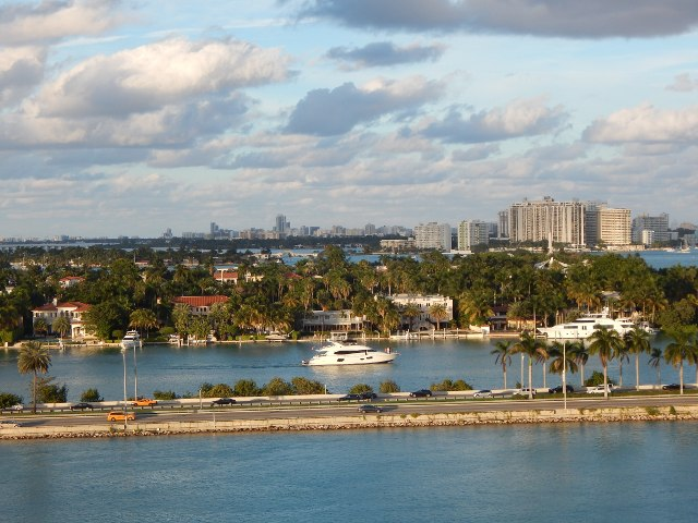 Miami Beach Villen Biscayne Bay