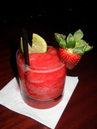 Strawberry Daiquiri Jimmys Bar Schlosshotel Kronberg