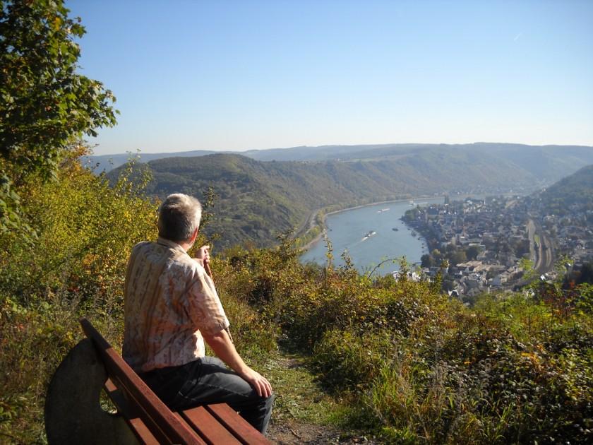 Oberes Mittelrheintal bei Boppard