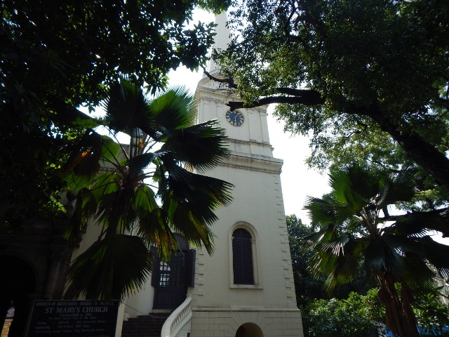 St. Marys Church Chennai