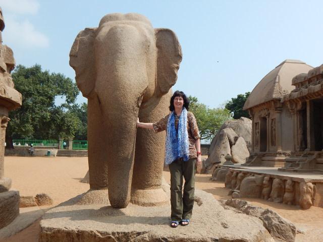Mahabalipuram Rathas Tempel