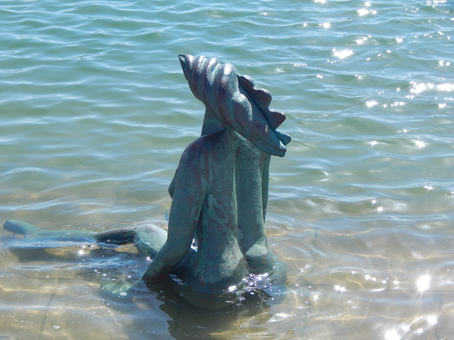 Meerjungfrau von Faro.