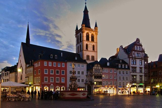 Trier am Abend