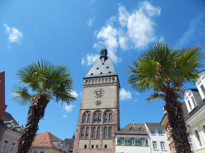 Speyer an einem Tag - die wichtigsten Sehenswürdigkeiten der Domstadt