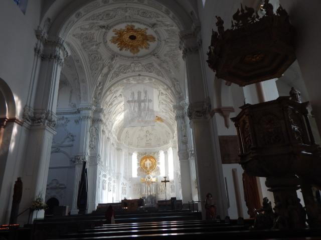 Der Dom von Wuerzburg.