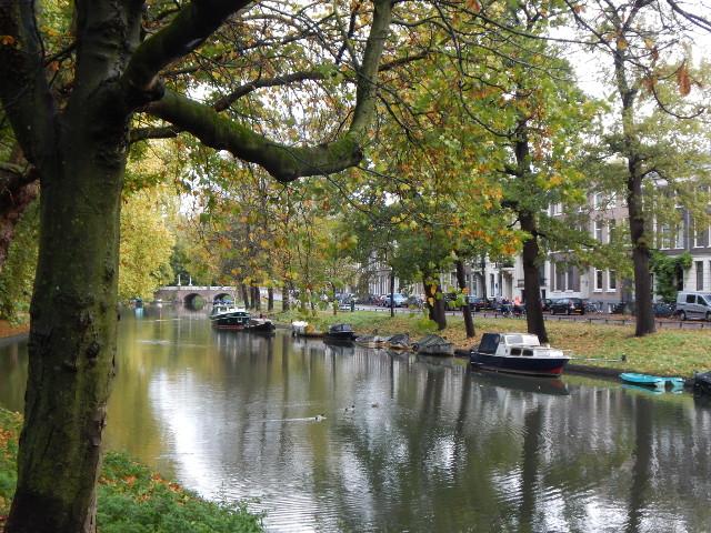 Herbst in Utrecht