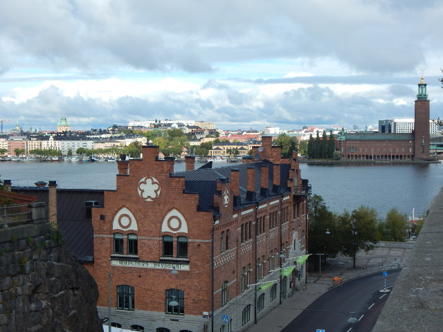 Aussichtspunkte Stockholm Södermalm