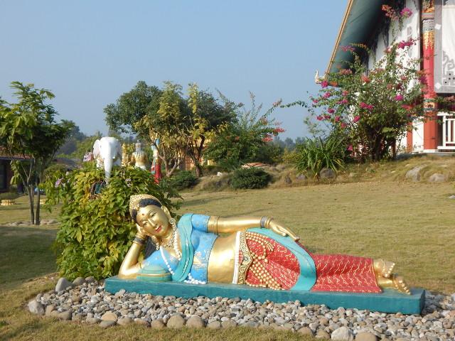 Maya Devi, die Mutter Buddhas