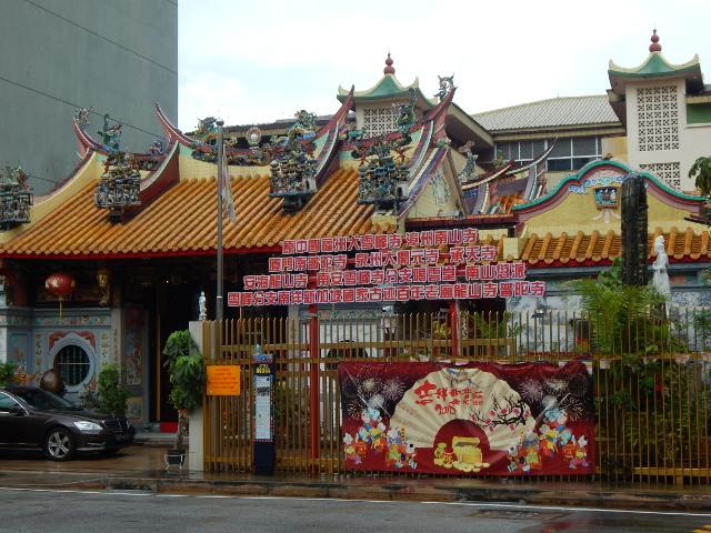 Leong San See-Tempel Little India Singapur