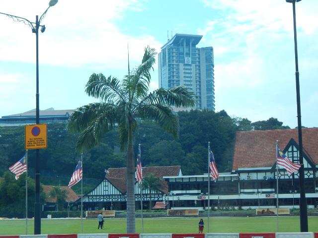 Der Independence Square in Kuala Lumpur