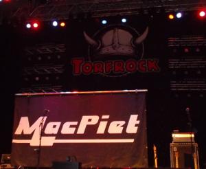 Torfrock und MacPiet