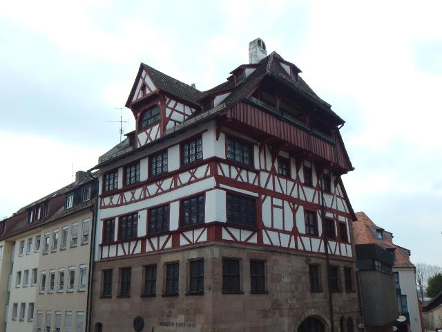 Das Albrecht Dürer-Haus, Nürnberg Sehenswürdigkeiten