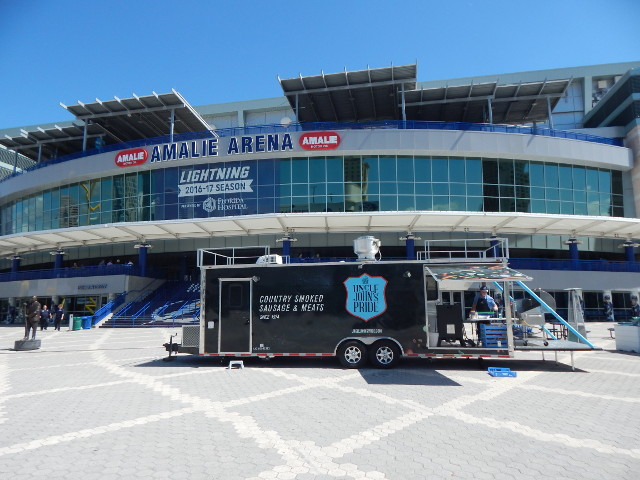 Amalie Arena in Tampa