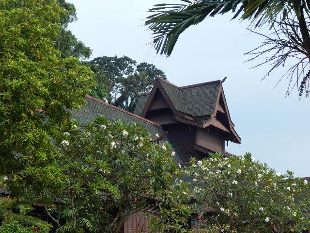 Istana Sultanspalast in Malakka, Malaysia