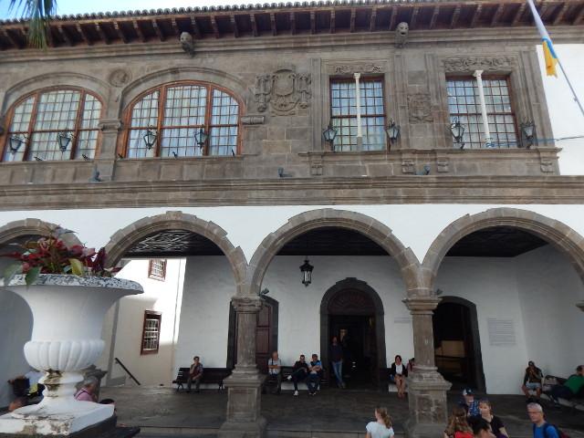 Das Rathaus Ayuntamiento
