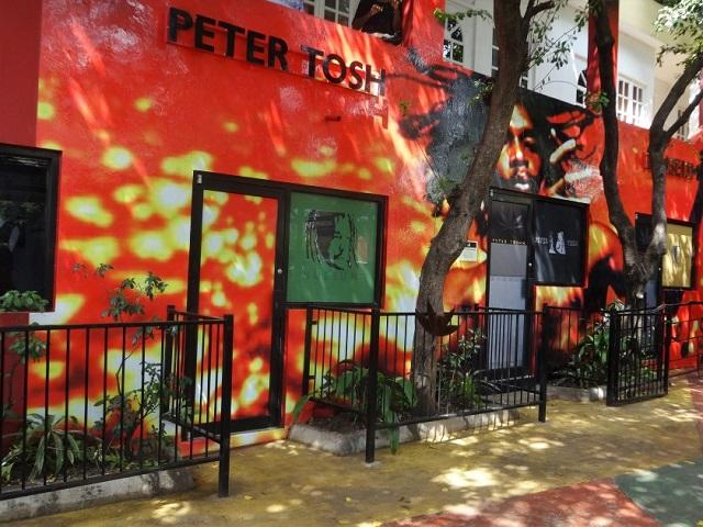 Peter Tosh Museum Kingston