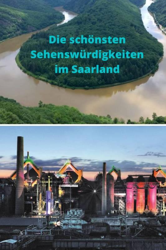 Saarland, die schönsten Sehenswürdigkeiten