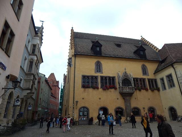 Das Alte Rathaus Regensburg
