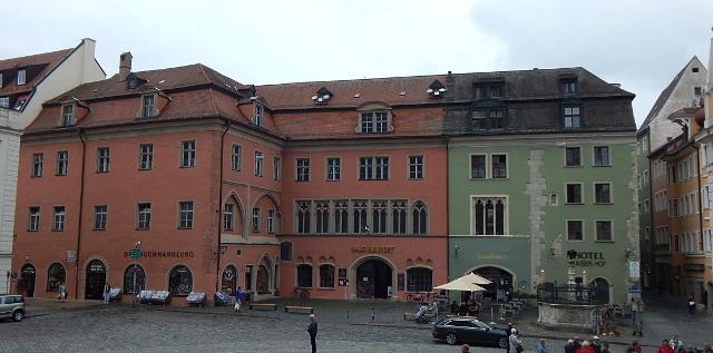 Haus Heuport Regensburg
