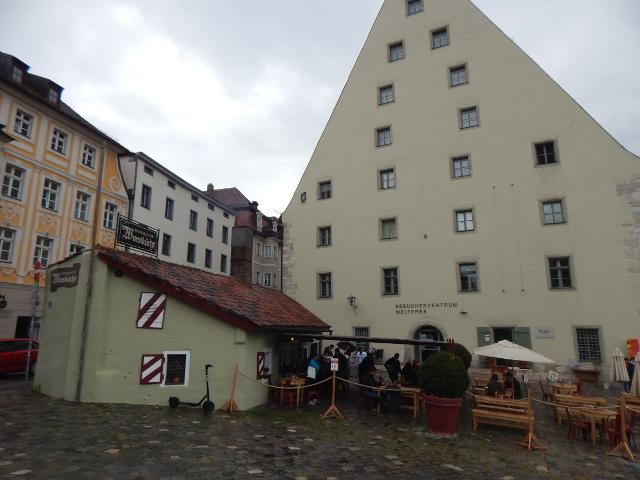 Historischer Wurstkuchl Regensburg
