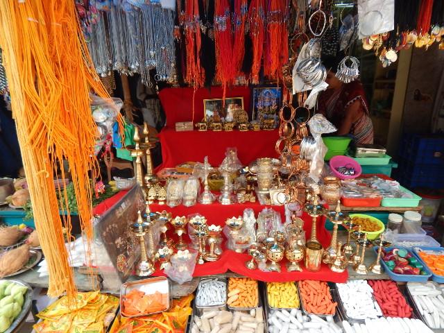 Souvenirs in Madurai