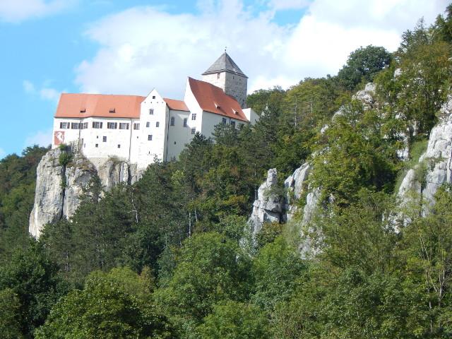 Burg Prunn bei Riedenburg