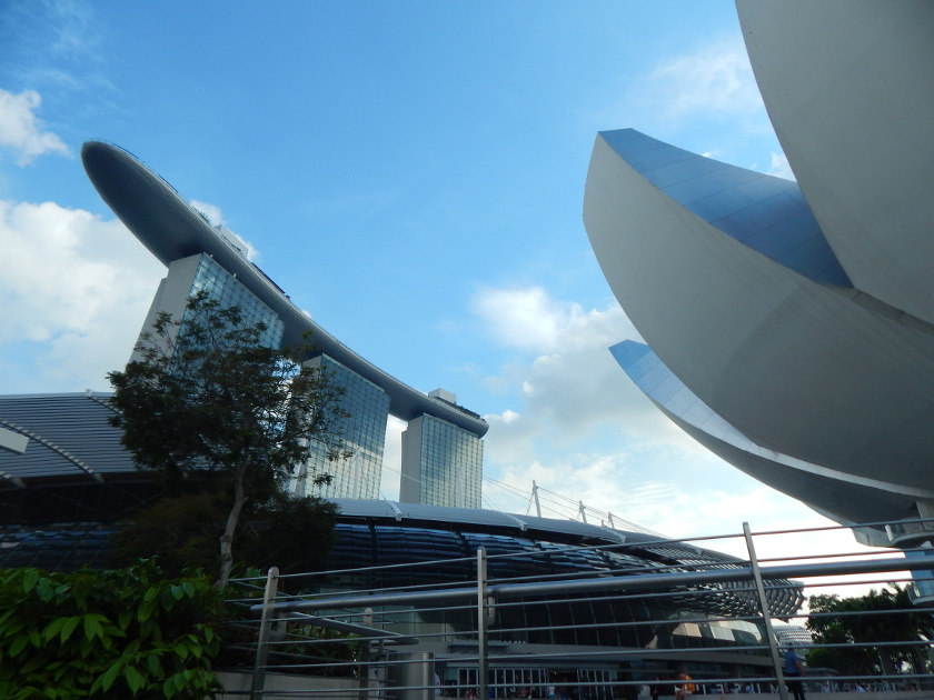 Fernweh nach Singapur, Asiens grüne multikulturelle Stadt -